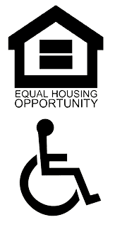 Equal Housing Opportunity and Handicapped Icons